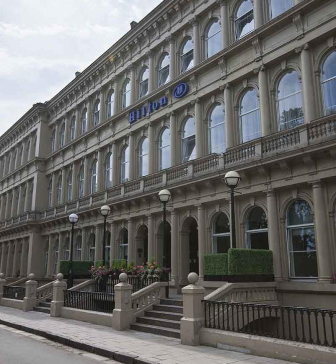Glasgow Hilton