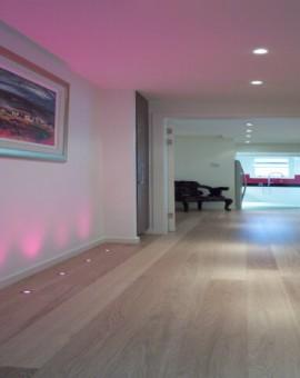 fiber optic floor lights fiber optic paver uplights colorchange