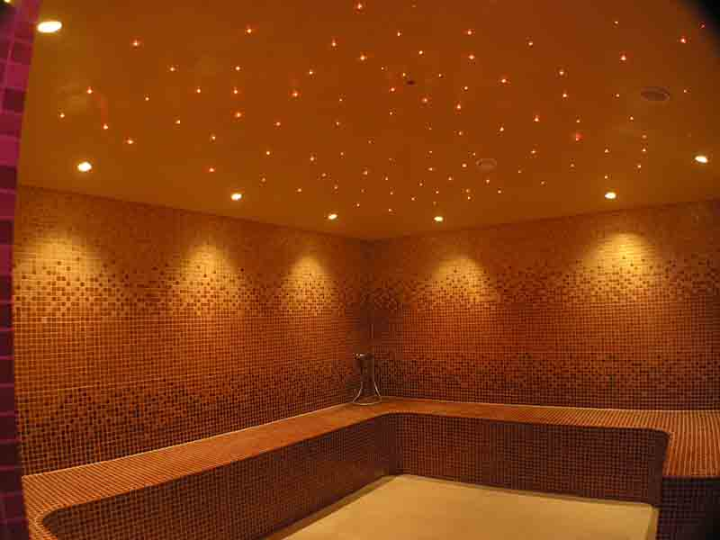 Ssc100 Fiber Optic Sauna Star Ceiling Kit
