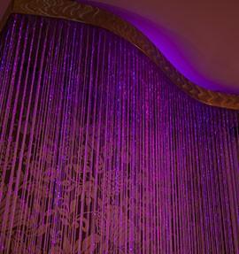 Unlimited Light wave-corona-fibre-optic-chandelier