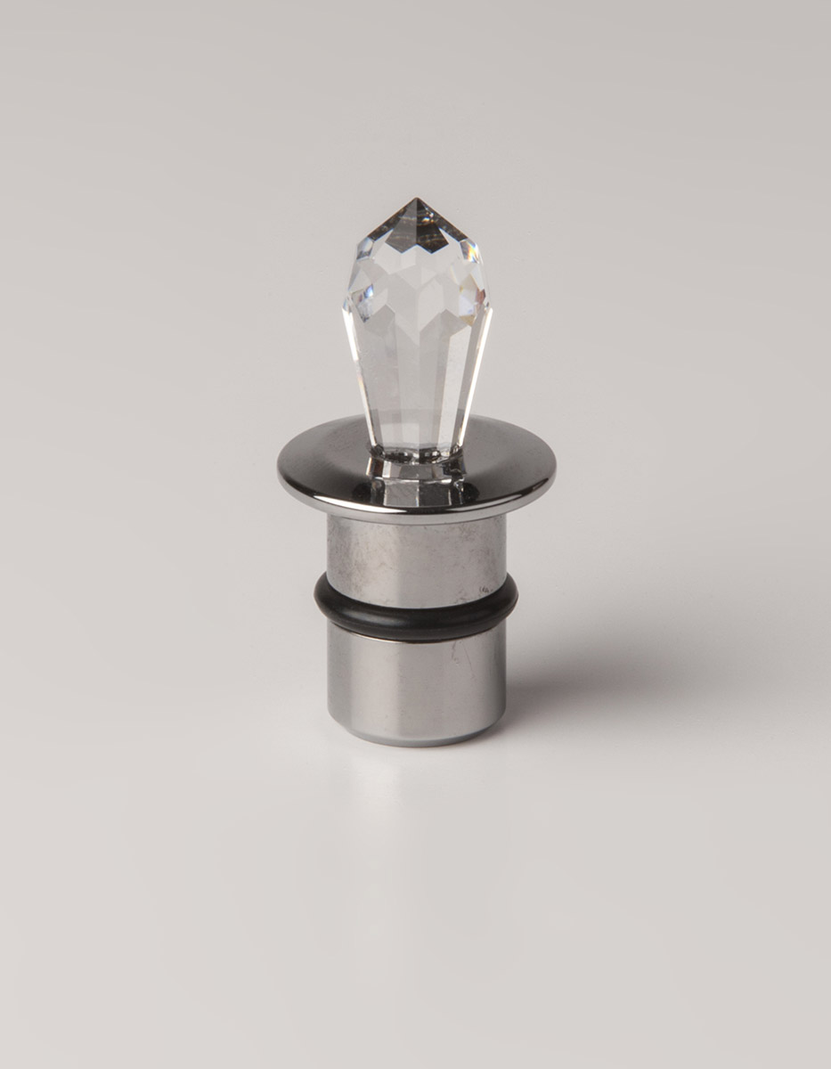 fibre optic crystal light fitting CR1